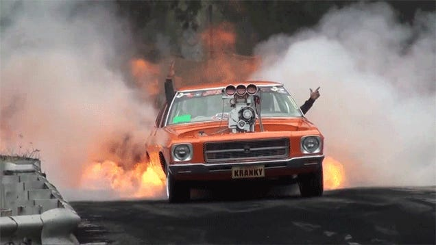 The Craziest Automotive Nutjobs Of 2012