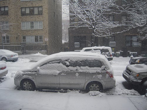 The New York Snow Day