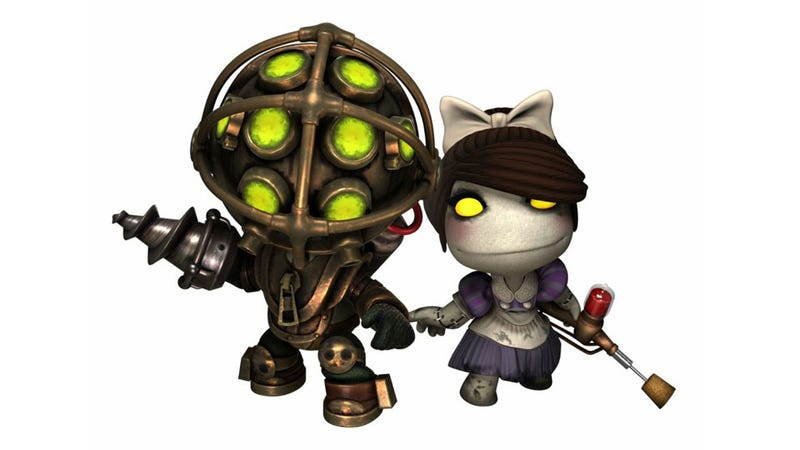 BioShock Delivers Two Convincing Arguments for Picking Up LittleBigPlanet Vita