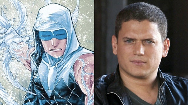 Get The Ice Puns Ready, The Flash TV Show Has Cast Its Captain Cold