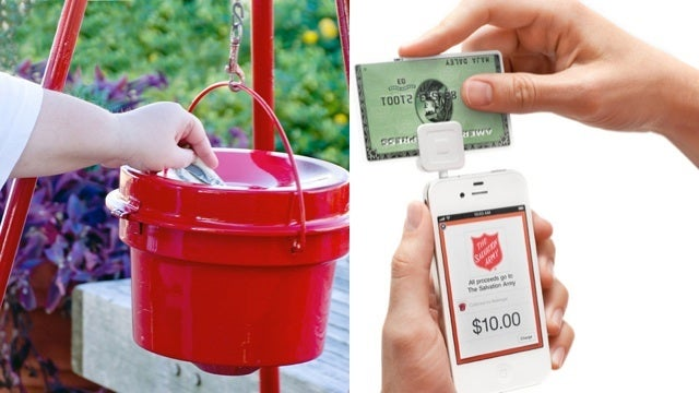 Can Square Donations Save the Salvation Army?