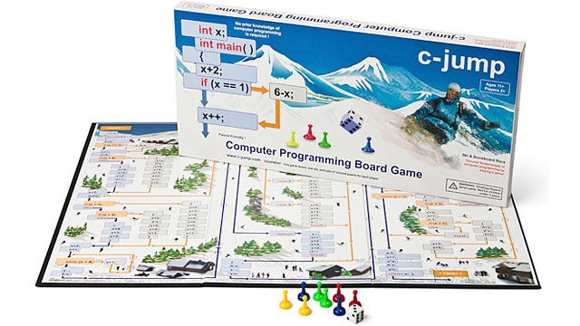 Some Poor Kid's Getting a Board Game About Programming This Christmas