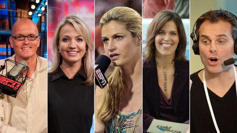 5 Important Contracts Set To Expire At ESPN (Or, Why Michelle Beadle Is Probably Done In Bristol)