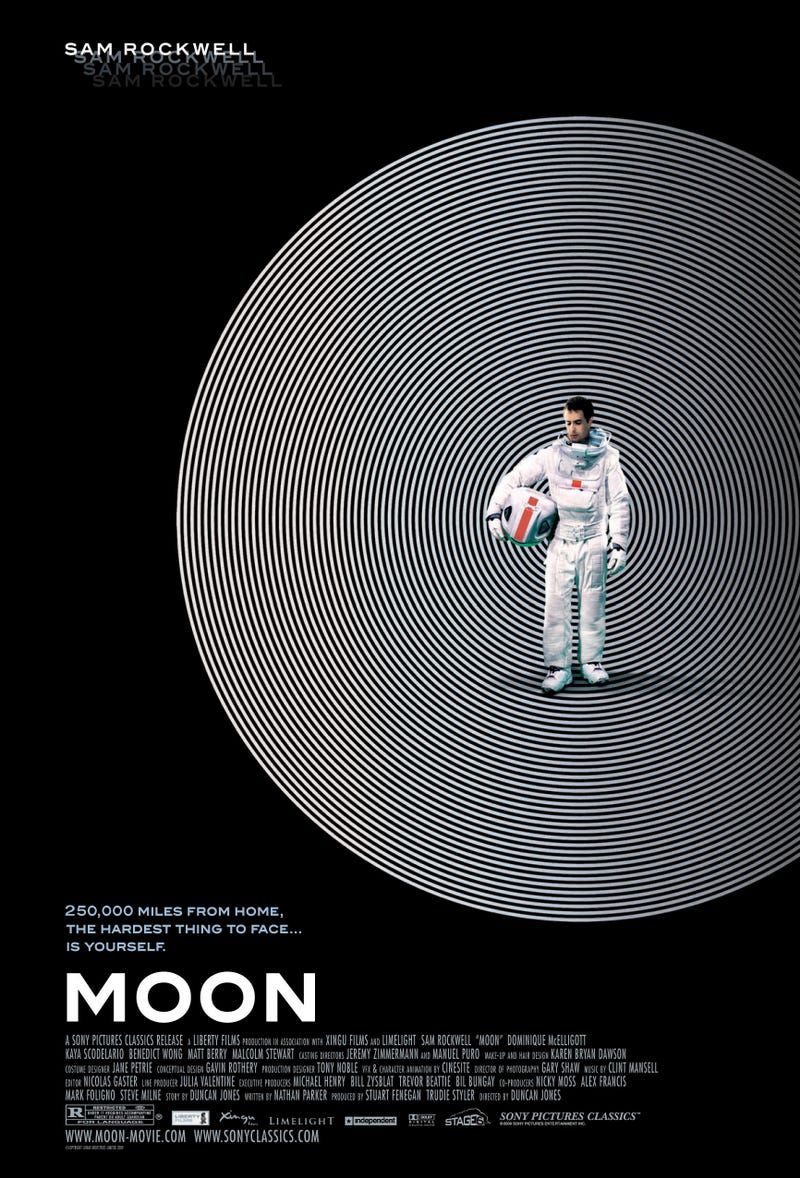Your (Weekly) Winter Movie Guide to Movies You Should Watch Again: Moon