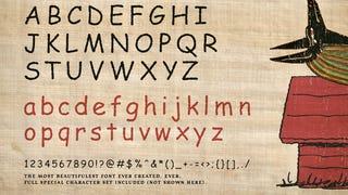 Comic Papyrus, la nueva tipografía que te hará añorar la Comic Sans