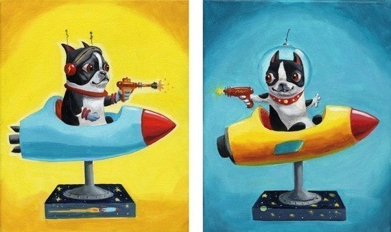 The Most Adorable Dog Paintings Since They Invented Canine Poker