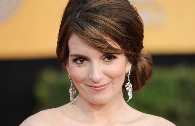 Tina Fey Says SNL's Male Writers Piss In Cups