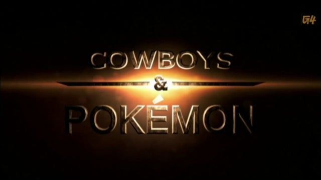 Cowboys and Pokemon