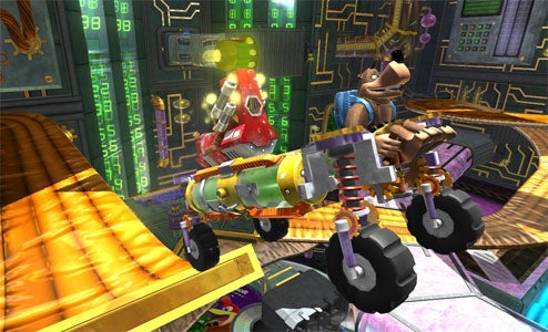 Banjo Kazooie: Nuts & Bolts Is Starting To Sound More Like LEGO Grand Theft Auto