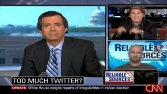 CNN Debates Twitter's Relevance While Ignoring Important World Events Being Reported on Twitter