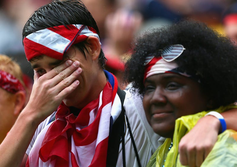 The Worst Possible Ways The USMNT Can Lose Today