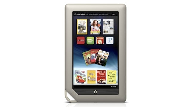Barnes & Noble's $249 Nook Tablet Is a Lightweight, Speedy Ereader