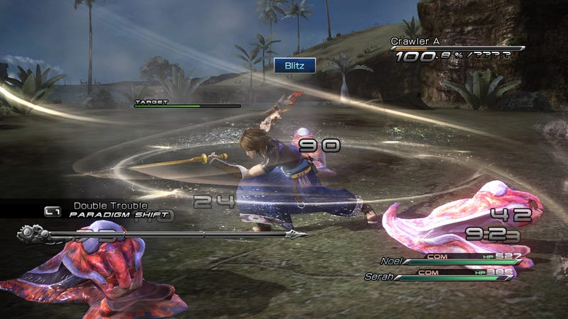 These New Final Fantasy XIII-2 Screenshots Could Use Your Captions