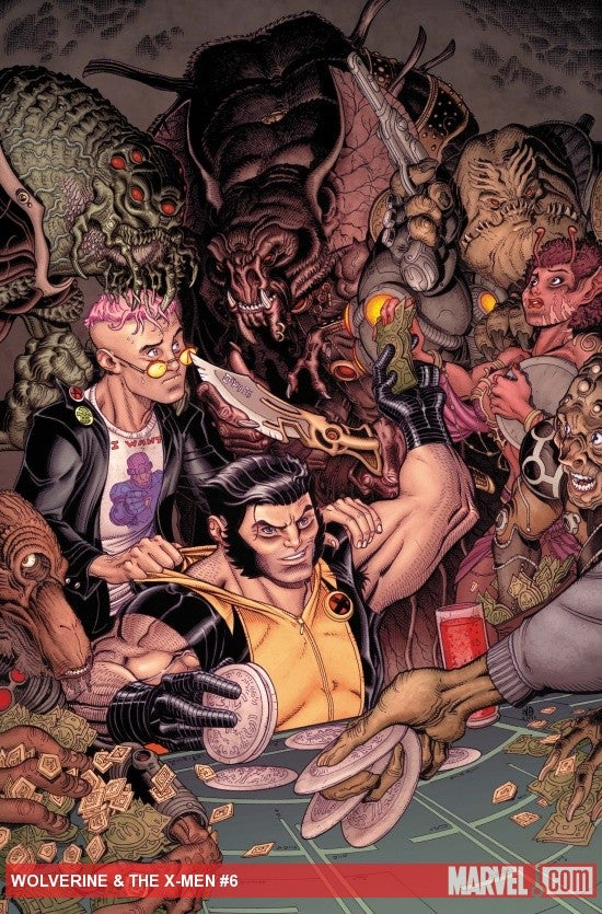 The Panel Discussion Dozen: 12 Comics That Will Suck the Blood Right Out of You This Week