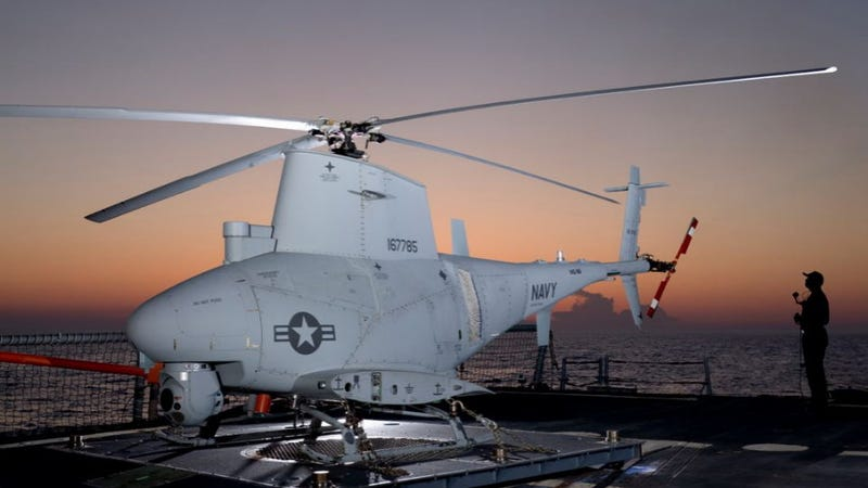 "Drone Helicopter Gets Deadlier with ""Precision Kill"" Weapons Upgrade"