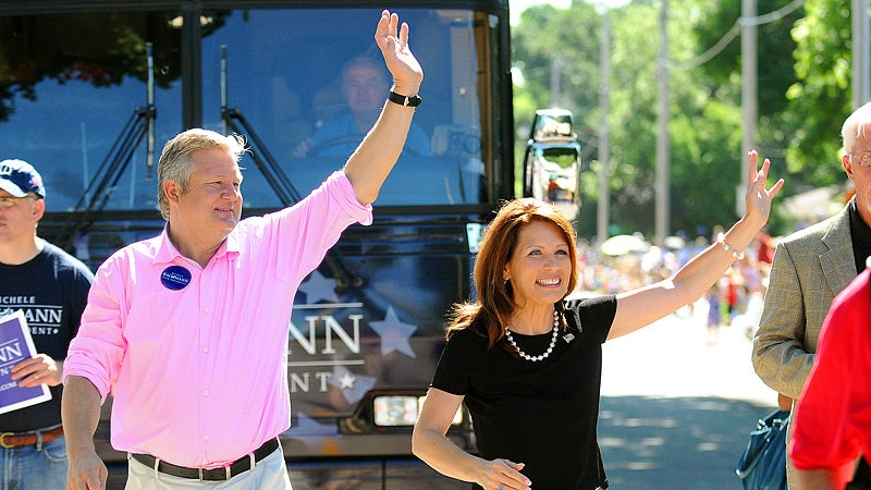 Marcus Bachmann Denies His Christian Therapy Clinics Are Anti-Gay