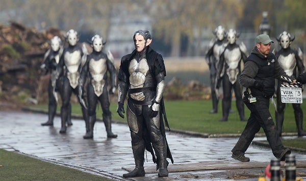 Neil Gaiman discusses his plans for the Cybermen on Doctor Who. Plus Fringe and Thor 2 set photos!