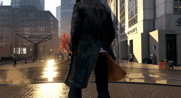 Watch Dogs On PC Looks Fantastic