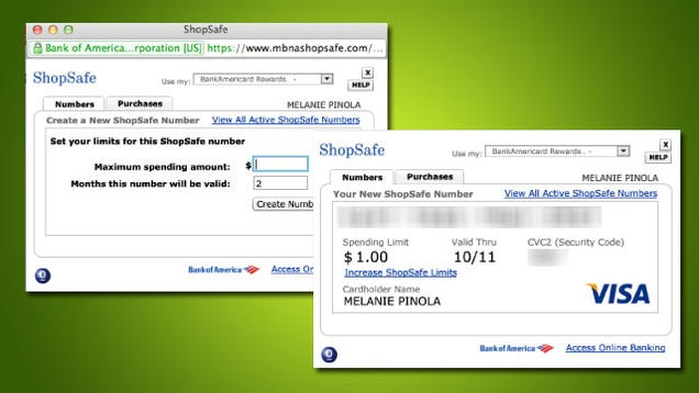Use Virtual Credit Card Numbers to Shop Safely Online, Keeping in Mind