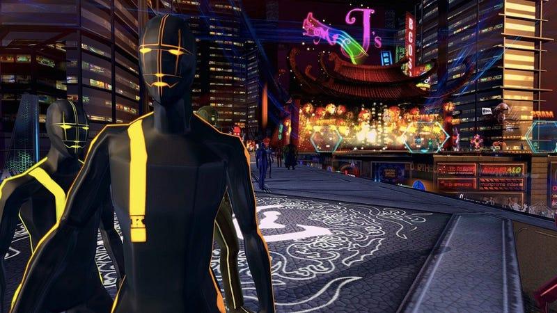 Warner Bros. acquires Tad Williams' fantasy-fueled cyberpunk Otherland series