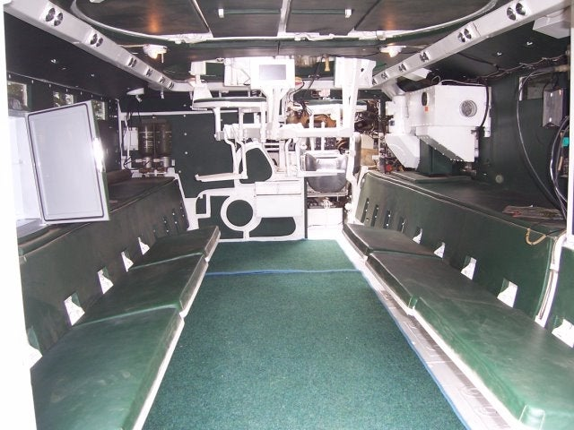 TankLimo Makes Partying in No-Go Areas a Lot Easier