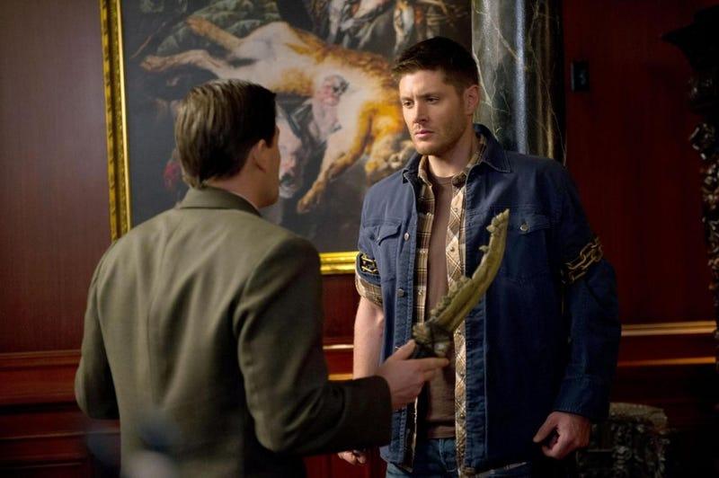 Everyone's addicted to killing humans, on Supernatural