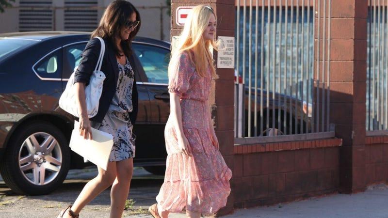 Fashion Scavenger Hunt: Help Find Elle Fanning's Boho Dress