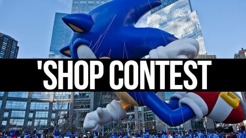 Kotaku 'Shop Contest: I Love a Parade