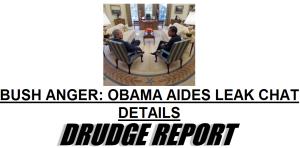 Do We See Rahm's Knife Marks on Obama's Leak to the NYT?
