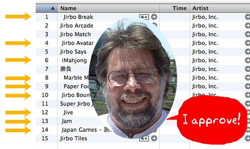 "Apple App Store Developers Furious Over Crafty ""Line Jumping"" Application Names"