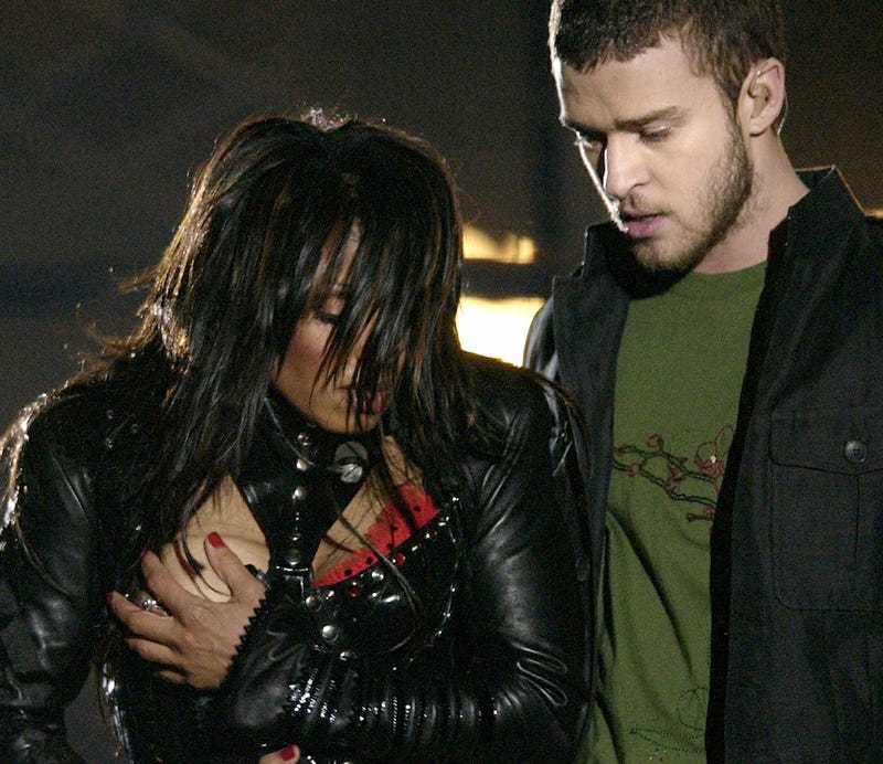 Former FCC Chairman: I Wasn't That Outraged At Janet Jackson's Boob