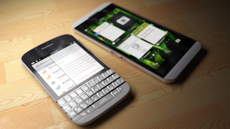 Lo siento Apple, pero el BlackBerry Z10 tiene mejor pinta que el iPhone 5