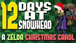 "The <i>Majora's Mask</i> Version Of The ""12 Days Of Xmas"" Ends As Expected"