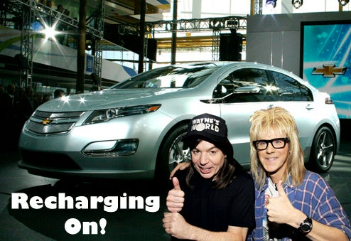 Chevy Volt Charging Strategy Redux