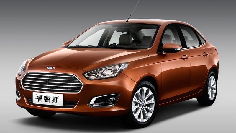 Insert Prostitution Joke Here, The Ford Escort Is Back!