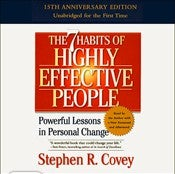 Download The 7 Habits of Highly Effective People Audiobook for Free
