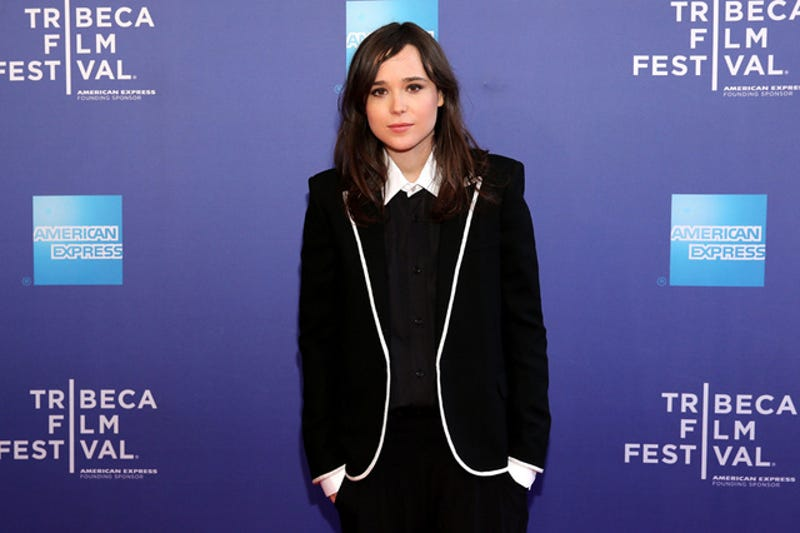"Ellen Page Comes Out as Gay: ""I'm Tired of Hiding"""