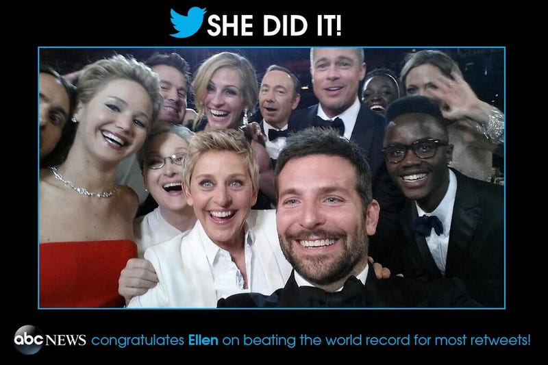 The Ellen Selfie Was TV's Victory, Not Twitter's