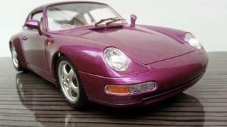 1994 Porsche 911 Carrera by Bburago 1:18