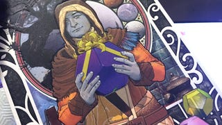 Bungie's <i>Destiny</i> Holiday Card Is A Jerk