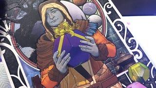 Bungie's <i>Destiny</i> Holiday Card Is A Jerk
