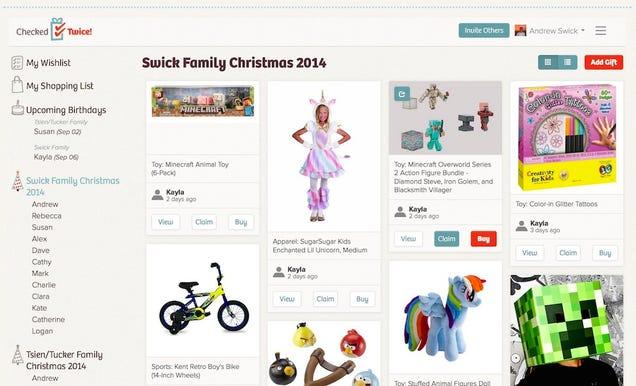 Five Best Gift Registry Sites