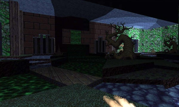 BioShock's Arcadia Demade For Doom II