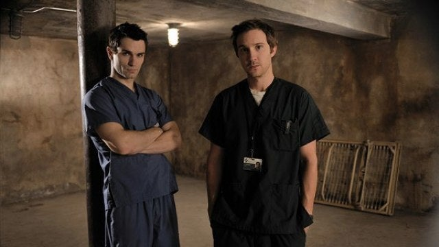 Being Human's Sam Witwer and Sam Huntington are live on io9, and taking your questions!