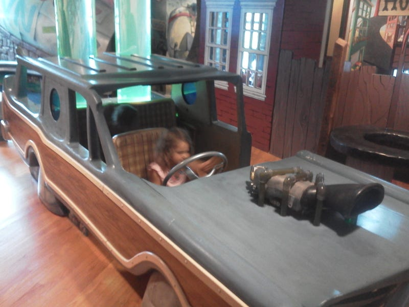 Most Jalop kids museum...