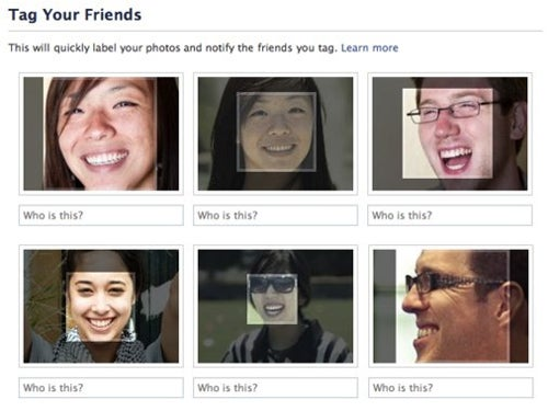 Facebook Adding Facial Recognition to its List of Frightening Features
