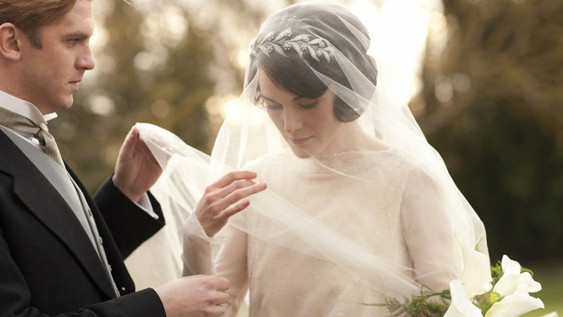 Rent Lady Mary's Wedding Tiara! (Brooding Cousin-Husband Not Included)