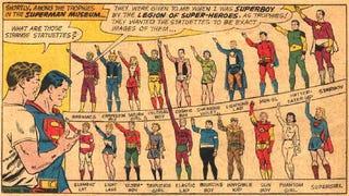 Super-Heroes, Ranked