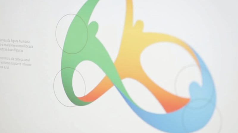 The Rio 2016 Logo Will Make You Want to Hold Hands and Sing with the Whole World