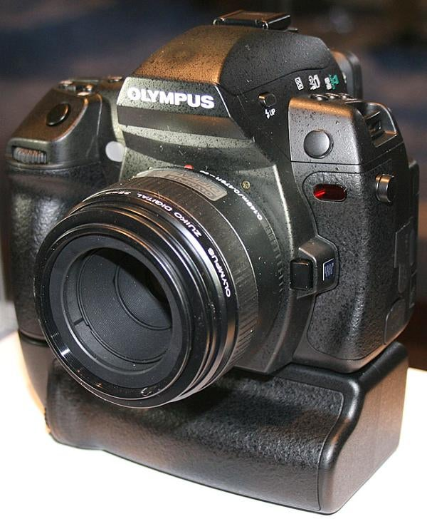 More Olympus E-P1 Details Leaked